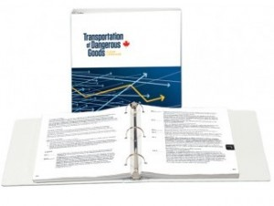 Canadian Transportation of Dangerous Goods (TDG) R