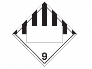 Hazard Class 9 - Miscellaneous Dangerous Goods, Ri