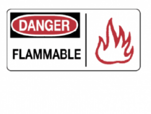 Danger - Flammable, 7