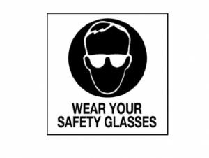 Wear Your Safety Glasses, 7