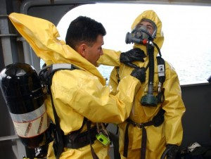 CBRNE Chemical Biological Radiological Nuclear Explosive Training